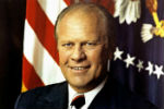 President Gerald Rudolph Ford, 1974-1977
